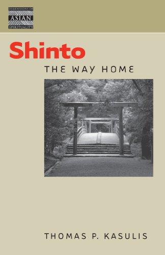 Shinto: The Way Home (Dimensions of Asian Spirituality) (English Edition) par  Thomas P. Kasulis