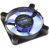 Noiseblocker BlackSilentFan XS-1 - ventilateurs, refoidisseurs et radiateurs (Boitier PC, Ventilateur, Noir, Bleu)