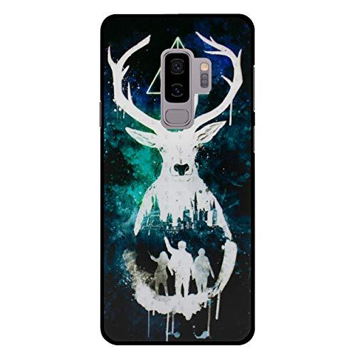 EJC Avenue Samsung Galaxy Harry Potter Kunststoff-Hülle Für Samsung S9 Plus (G965) / Schutzfolie/Displayschutzfolie Hirsch