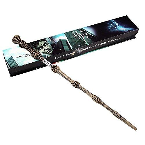Harry Potter , Albus Dumbledore `s Elder Zauberstab + eine kleine Überraschung im Set