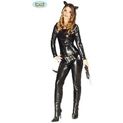 Disfraz de mujer gato - Estándar