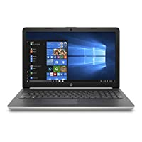 HP 15-da0021ne Laptop, Intel Core i5-8250U, 15.6 Inch, 1TB, 8GB RAM, NVIDIA GeForce MX110(2GB GDDR5), Win 10, Eng-Ara KB, Silver