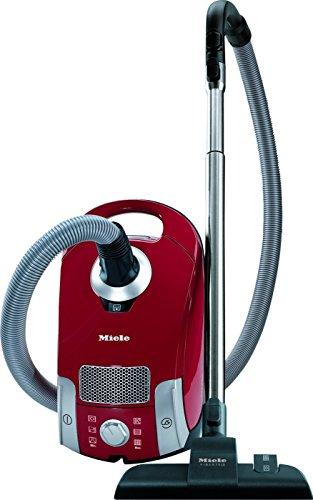 Miele  Aspirateur Compact C1 EcoLine Rouge Mangue 3.5 Litre  550 Watt