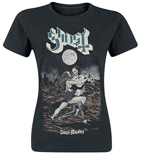 Ghost Dance Macabre T-Shirt schwarz S