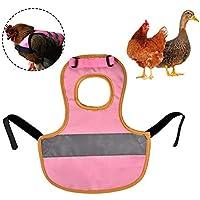 Millster Pet VestPoultry - Delantal para gallina, diseño de plumas