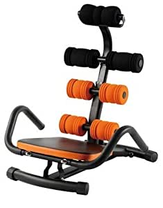 Generic Ab Care Rocket Zone Flex Wonder Core King Home Gym Fitness (Imported)