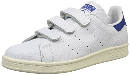 Adidas OriginalsStan Smith CF - Scarpe da Skateboard Unisex – Adulto Bianco