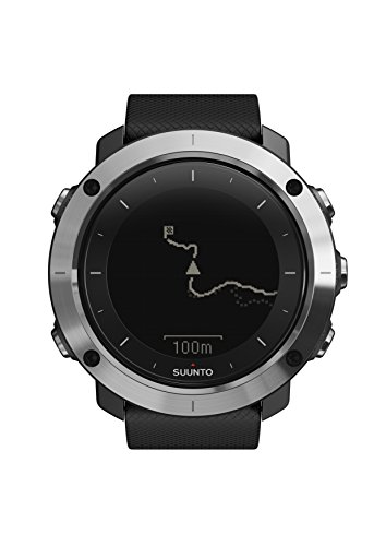 Suunto Traverse GPS-Outdoor-Uhr Digital Navigation System