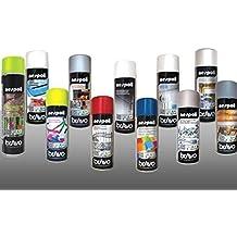 Rugoplast - Esmalte en spray para pintar hierros, rejas, portones, puertas, ventanas