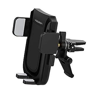 Yoozon-Handyhalterung-Auto-Autohalterung-Phone-Halter-Universale-360Drehbarem-Car-Phone-Mount-fr-iPhone-XS-MAXXRXSX-8-8Plus-7-7PlusGalaxy-S9S8S7Note-9-usw-Grau