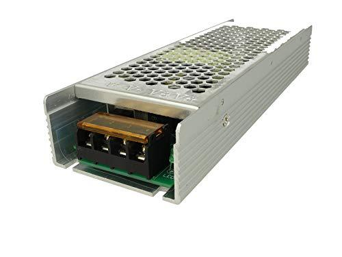 LEDLUX - Fuente de alimentación regulable CV 24 V 150 W Triac regulador de voltaje constante para tira LED IP20 V-TAC SKU-3258