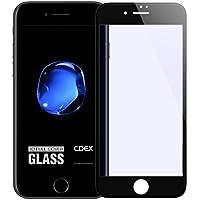 """Apple iPhone 7 Plus ( 5.5"""" ) Pellicola Protettiva, doupi 3D FullCover Premium 9H vetro temperato HD protezione dello schermo Touch Screen Protector Tempered Glass, nero"""