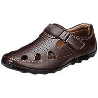 Centrino Men's 2343 Brown Outdoor Sandals-9 UK (43 EU) (10 US) (2343-001)
