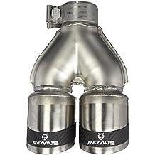 Remus REM000784CS Carbon Race Cola, Diámetro 84 mm
