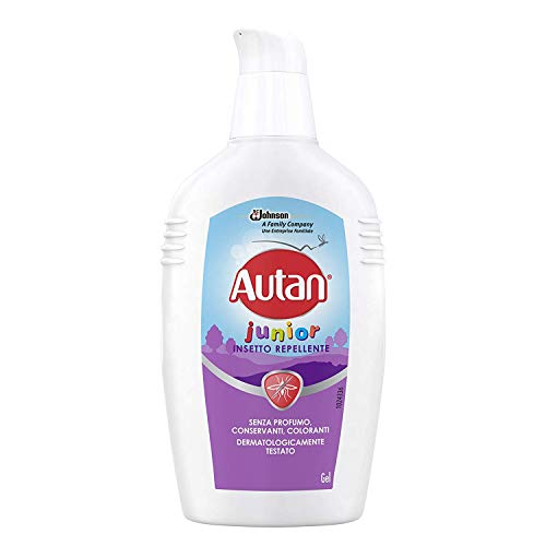 Autan family care junior gel repellente - 100 ml