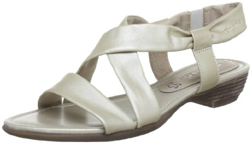 Tamaris Tamaris, Sandali donna, Oro (Gold (LIGHT GOLD 948)), 42
