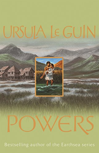 Powers (Annals of the Western Shore Series Book 3)