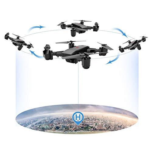S30 5G Drone RC avec caméra 1080P Wifi Mini drone pliable pour GPS Quadrocopter (Couleur: noir)