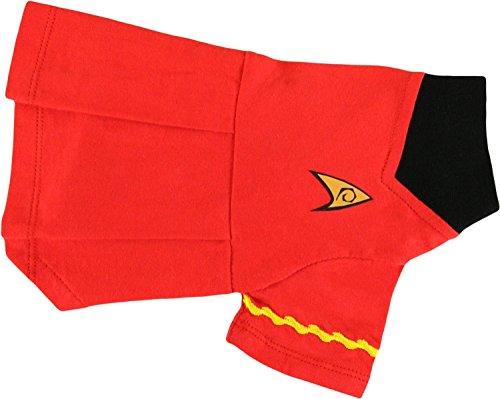 (Die Coop Star Trek Joseline Gassen Uniform Hund Rock, klein)