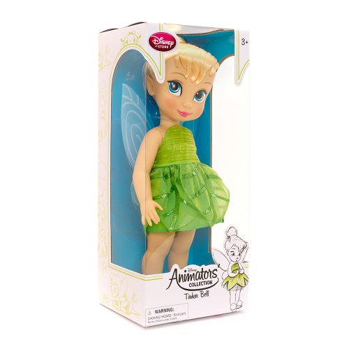 DISNEY STORE Animators Collection Doll TRILLI TINKER BELL