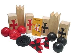 Bex Tournament Of Knights Garden Game - Wooden, 35x23x15 cm