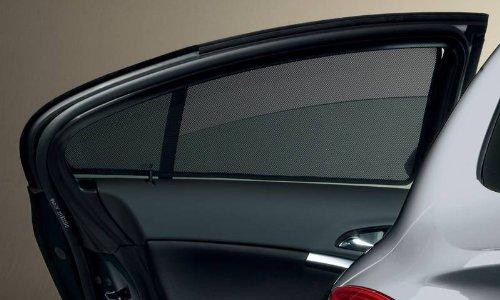 Vauxhall/Opel Insignia Sichtschutz Fenster-Verdunklungsblende, Rückseite, Paar