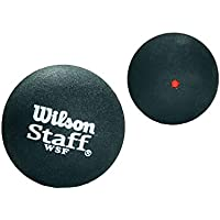 WILSON Unisex– Erwachsene Staff Squash Ball