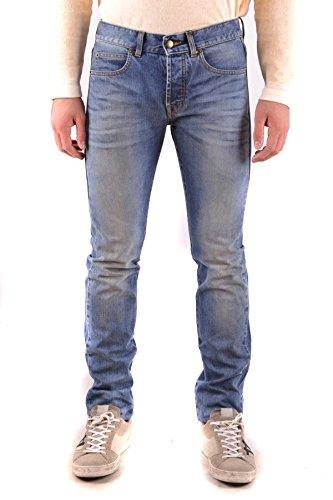 Alexander Mcqueen Jeans (Mcq Alexander Mcqueen Herren Mcbi206025o Blau Baumwolle Jeans)