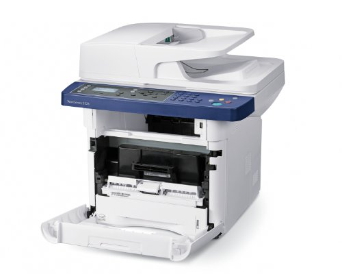 Xerox WorkCentre 3325v_DNI A4 Mono Multifunction Laser Printer, 35ppm, Duplex, Network, Wireless, Print, Scan, Copy, Fax