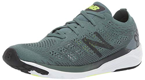 1. new balance Men's 890v7 Green Running Shoes