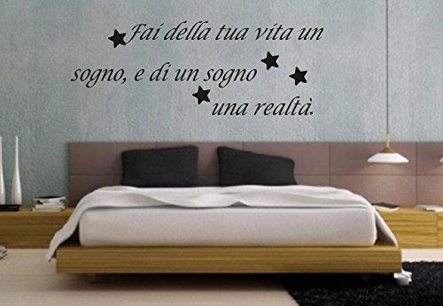 wall-stickers-adesivo-murale-fai-della-tua-vita-un-sogno-frasi-desideri-love-148cm-x-56cm-adesivi-mu