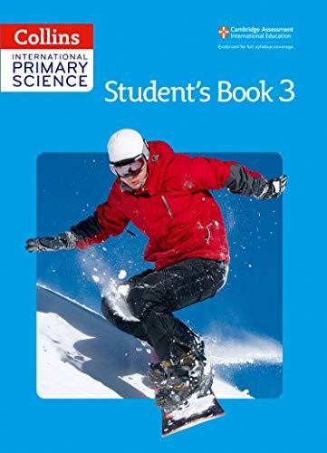 Collins International Primary Science : Student's Book 3 par Phillipa Skilicorn