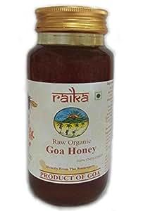 Raw Organic - Goa Honey, 500g