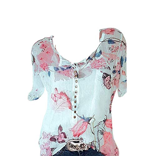 c2cb033c7e2e8 NEEDRA Sales Blouse Shirt Women Full Size 8-22 S-XXXXXL Cotton Off The