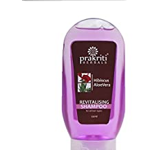 Revitalising Hibiscus Aloevera Shampoo 120ML