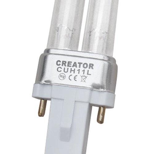 Golden tulip ® 11 w lampe de rechange uVC ampoule de rechange logée 213411 appareil uVC
