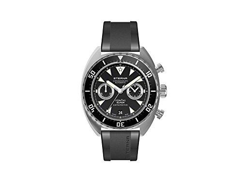 Eterna eterna Superkontiki Chrono fabbricazione orologio automatico, 3916a, speciale ed