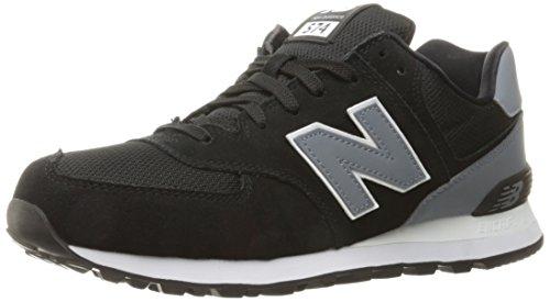 New Balance Ml574cna, Scarpe da ginnastica Uomo Black/Grey