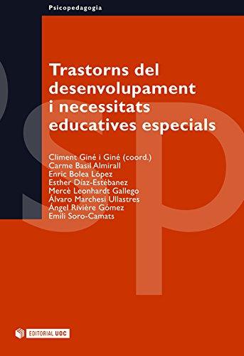 Trastorns del desenvolupament i necessitats educatives especials (Manuals)