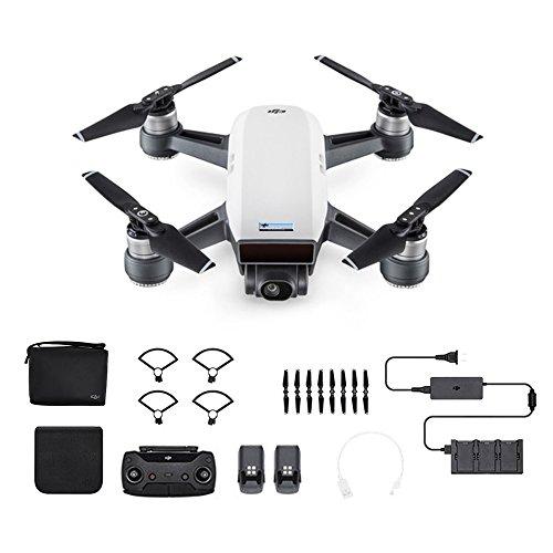 Preisvergleich Produktbild DJI Spark Drohne Combo alpine weiß