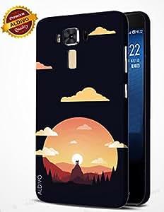 Asus Zenfone 3 Laser Printed Mobile Back Cover / Mobile Cover For Asus Zenfone 3 Laser / ALDIVO Premium Quality Printed Cover For Asus Zenfone 3 Laser (ZC551KL)