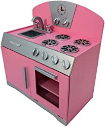 A+ Childsupply Retro Cooking Range with sink