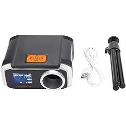 Suchinm Testeur de Vitesse, écran LCD Bluetooth Chronographe BB Vitesses Testeur pour Ballon d'eau extérieur Water Ball Vitesses Testeur