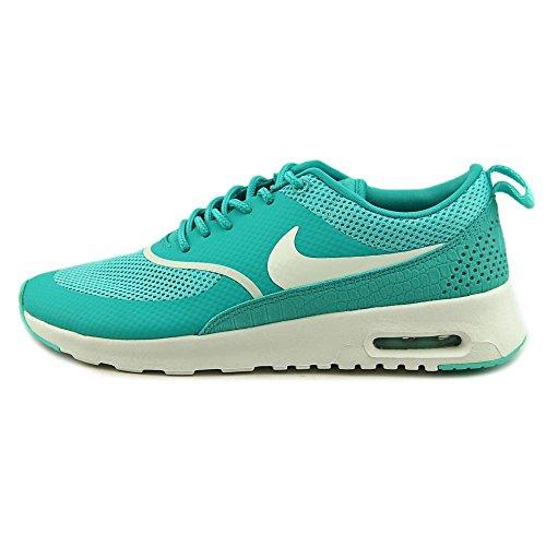 Nike - 599409-307, Scarpe sportive Donna Turchese/Bianco