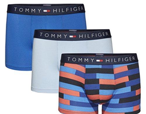 Tommy Hilfiger Calecons Hombre SM Multicolour 0729 413 TSM