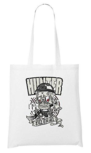 Hunter Killer Bag White Certified Freak -