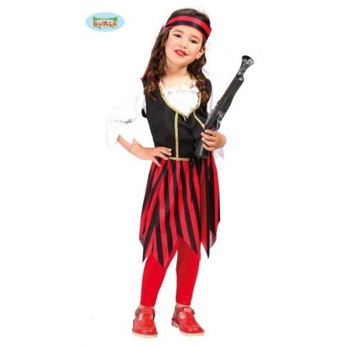 Kostüm Korsett 7 Von 9 - Kostüm von Mädchen Pirat Korsett (7-9 Jahre alt)