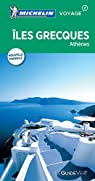 Iles grecques : Athènes par Michelin