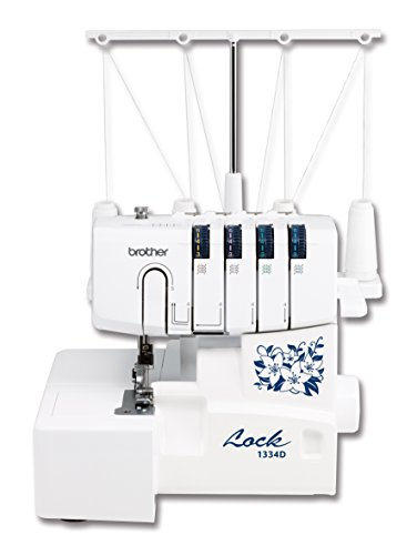 Brother 1334D Faden Overlock-Maschine