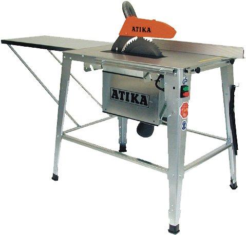 Atika Tischkreissäge 3,3Kw 400V-Dr